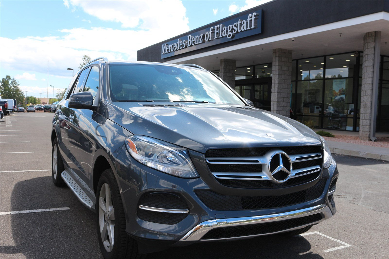 New 2016 mercedes benz gle gle 350 suv in flagstaff for Mercedes benz of flagstaff
