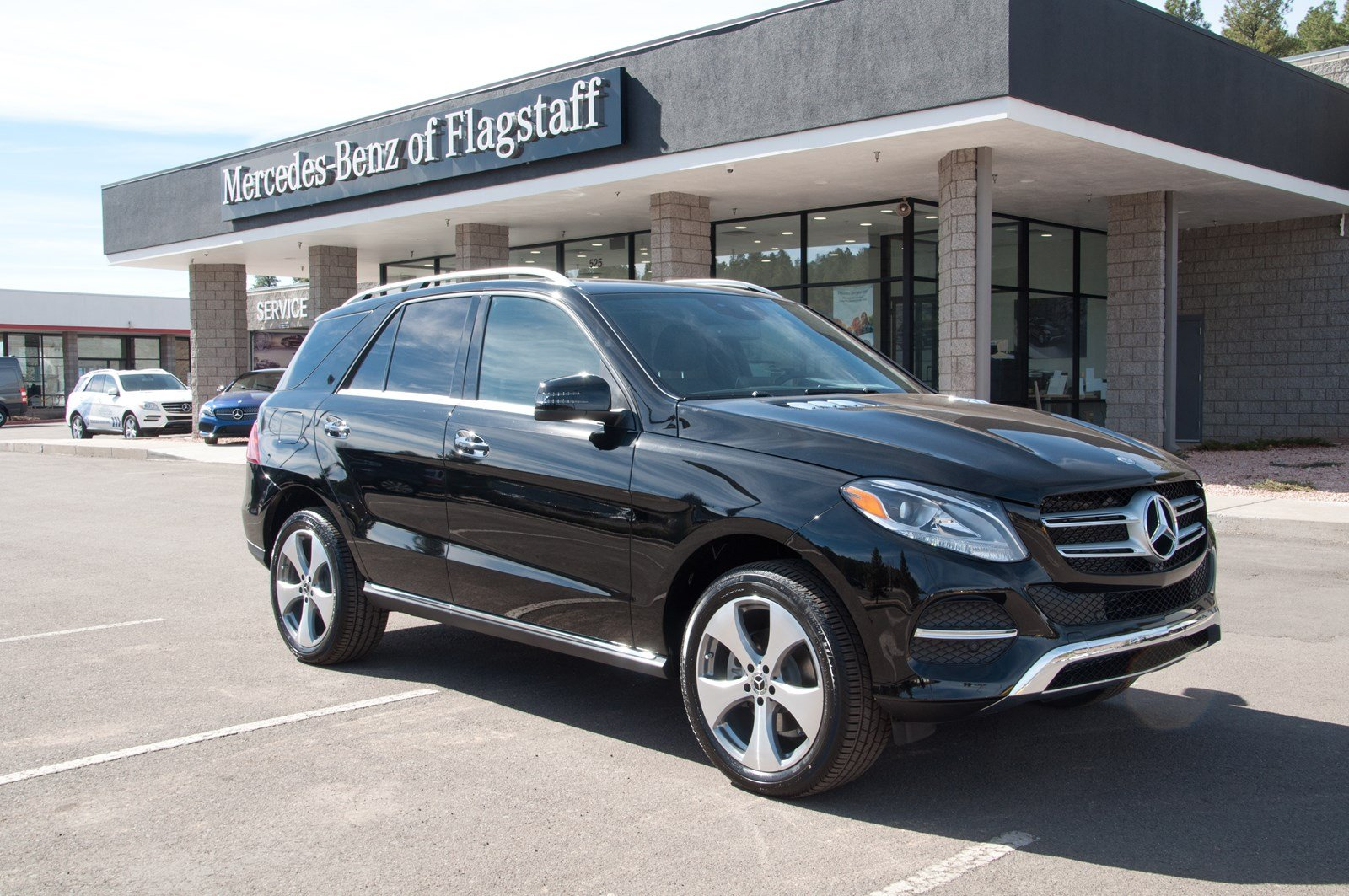 new 2017 mercedes benz gle gle 350 suv in flagstaff mh917096 mercedes benz of flagstaff. Black Bedroom Furniture Sets. Home Design Ideas