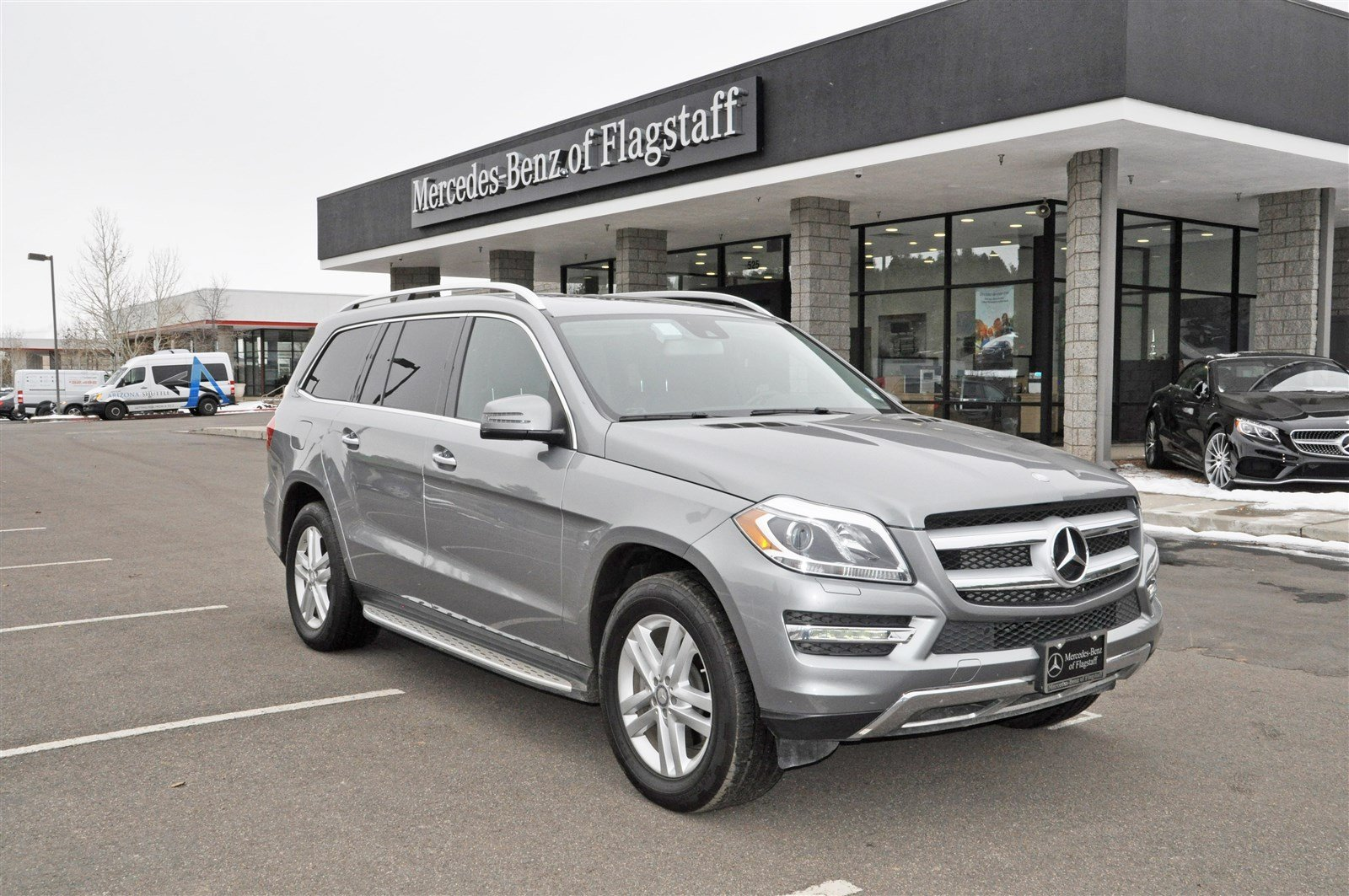 Certified pre owned 2015 mercedes benz gl gl450 suv in for Used mercedes benz gl450 4matic