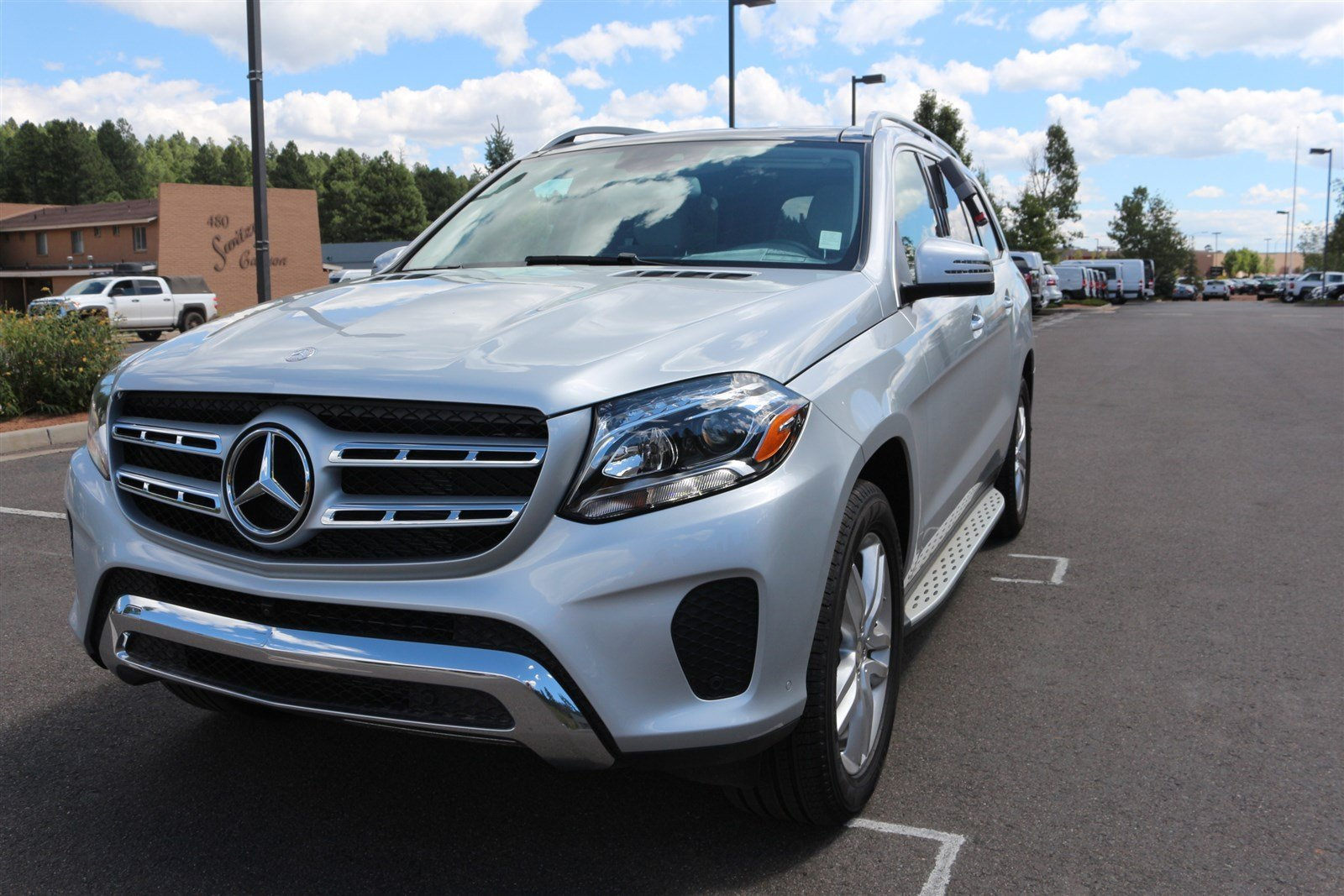 New 2017 mercedes benz gls gls450 suv in flagstaff mh1433 for Mercedes benz of flagstaff