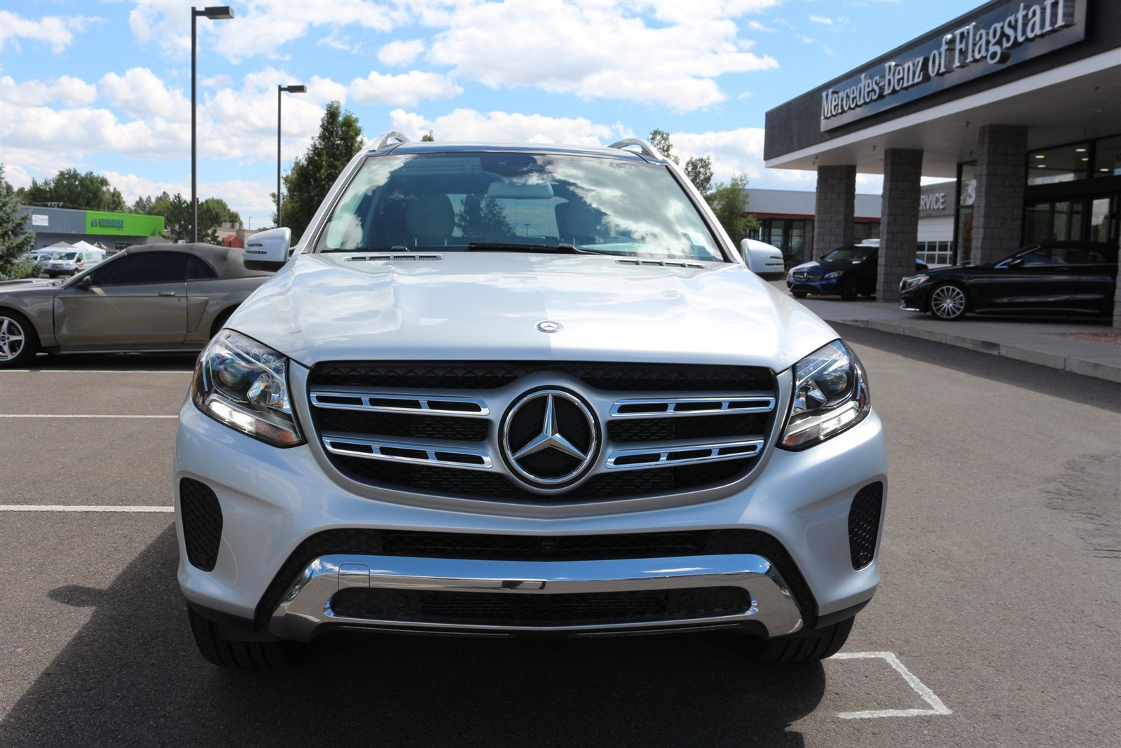 New 2017 mercedes benz gls gls450 suv in flagstaff mh1433 for 2017 mercedes benz gls450