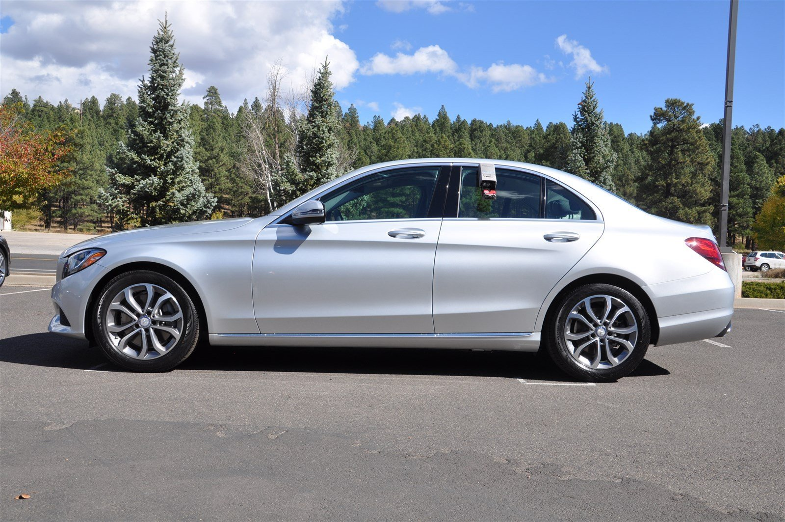 New 2017 mercedes benz c class c 300 sedan in flagstaff for 2017 mercedes benz c300