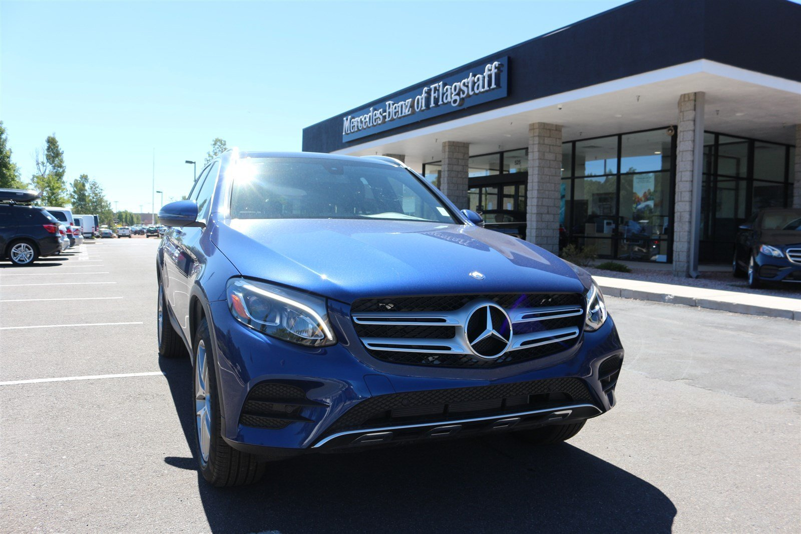 New 2017 mercedes benz glc glc 300 sport suv in flagstaff for Mercedes benz glc 300 accessories