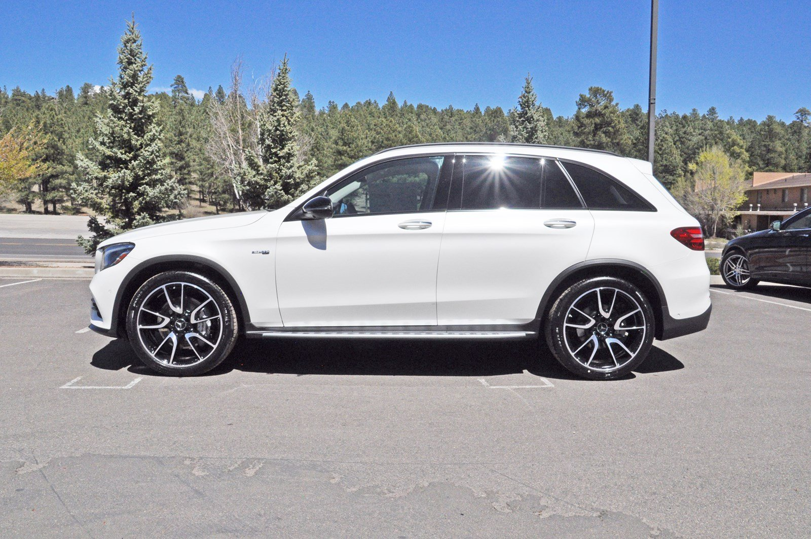 New 2017 mercedes benz glc amg glc 43 sport utility in for Mercedes benz of flagstaff