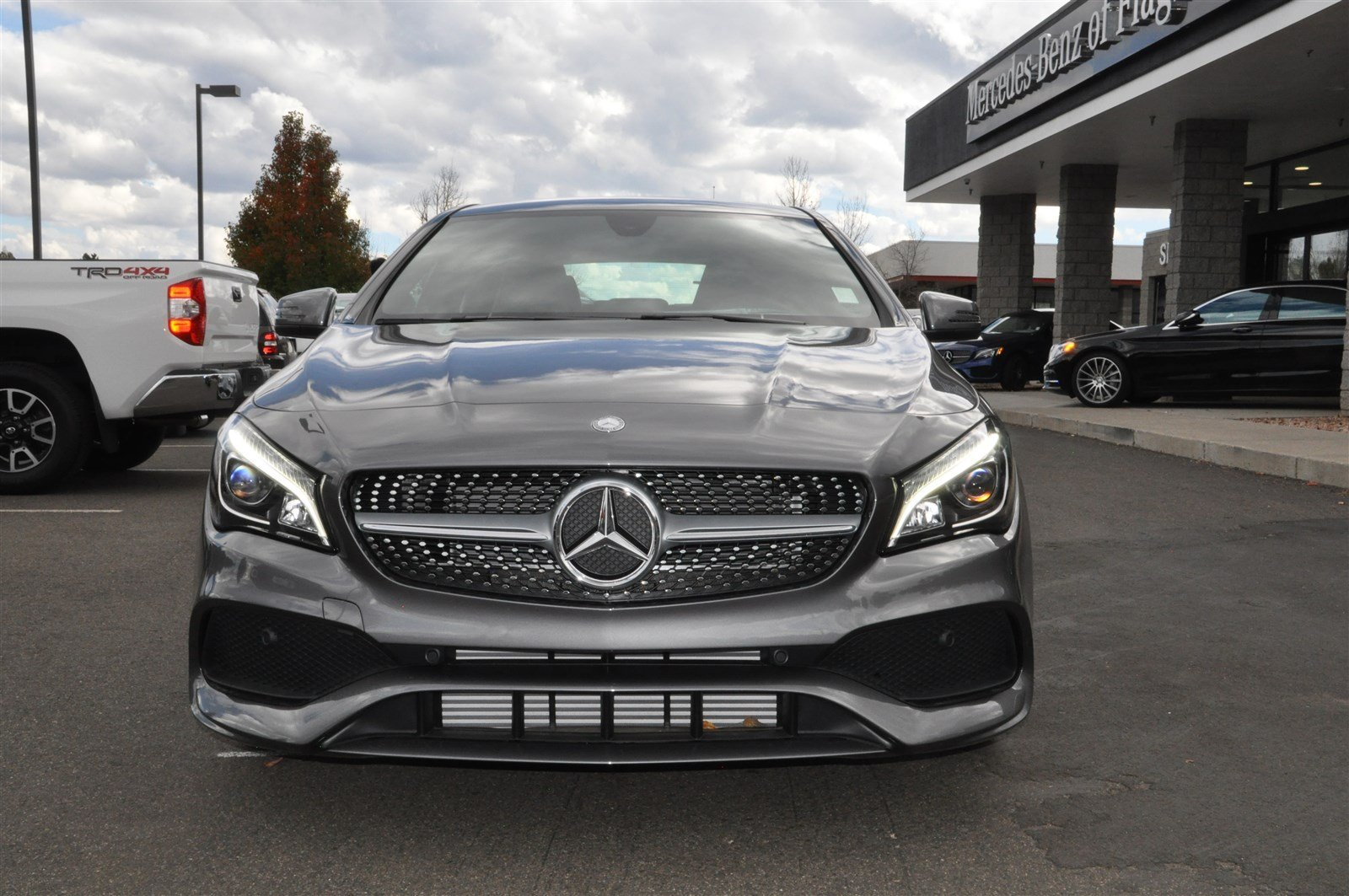 New 2017 mercedes benz cla cla 250 coupe in flagstaff for Mercedes benz of flagstaff