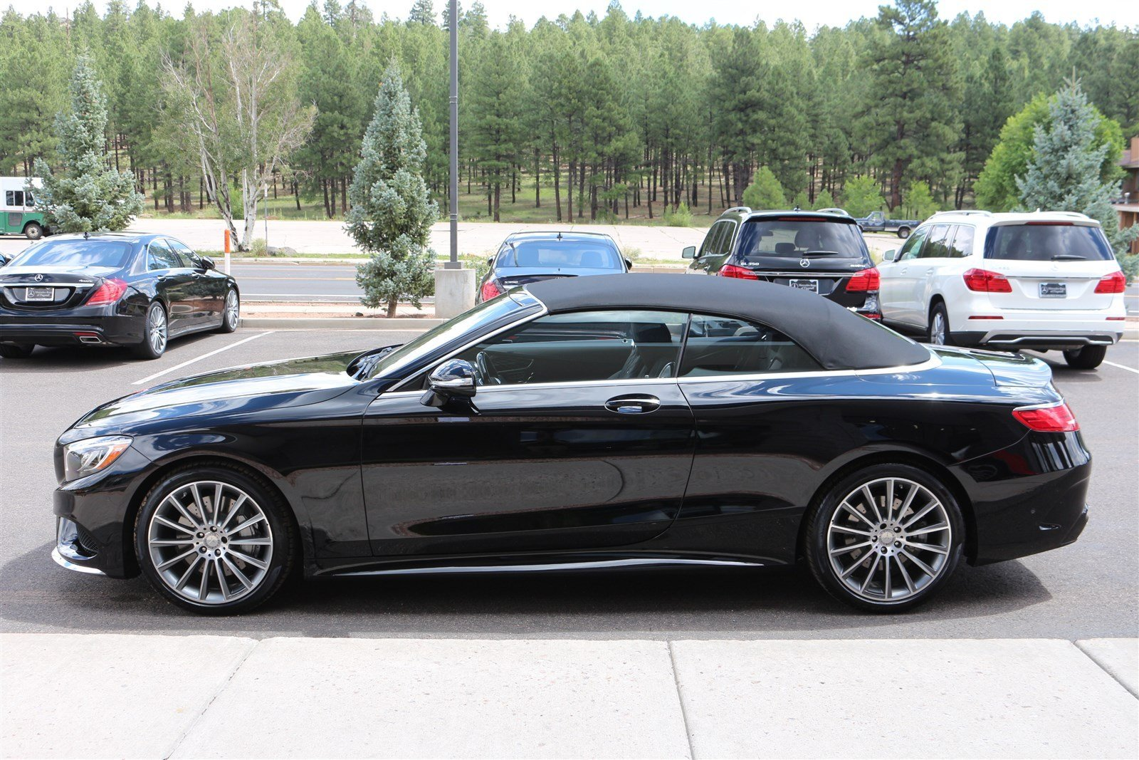 New 2017 mercedes benz s class s 550 sport cabriolet in for Mercedes benz of flagstaff